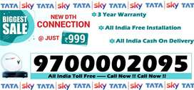 Tata Doco Sky Mo New Connection - All India