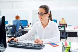 hiring Back office executive