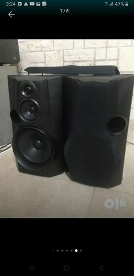 kenwood bookshelf speakers