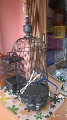 Sangkar Lovebird Ebod Jaya