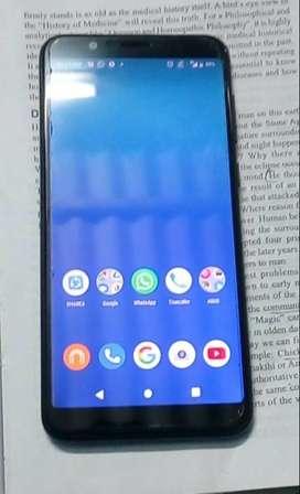 Asus Zenfone max pro m1 4 gb 64 gb intenal