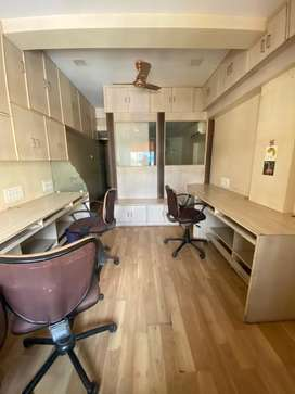 Fully furnished office on rent thane station
