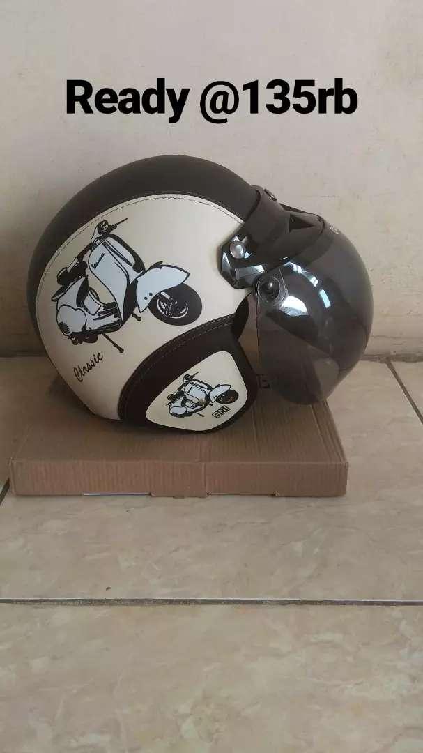 Promo helm bogo dewasa motif 0