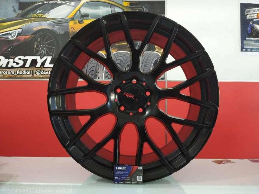 Velg Mobil Mercy, Mazda CX9 dll R20 HSR || Velg Mobil Ring 20 0