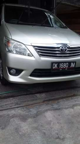 Kijang Innova G manual 2011.