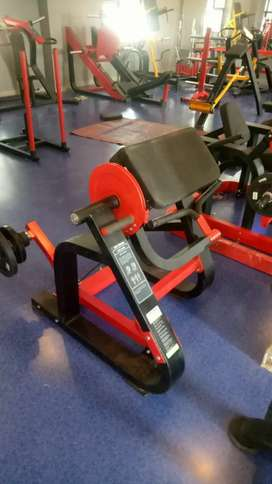 Gym Equipment Manufacturing
