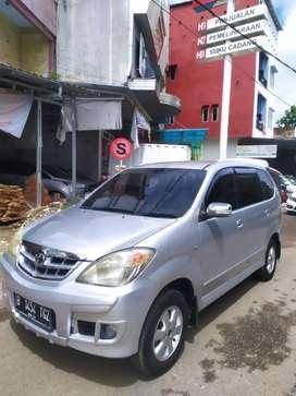 Toyota Avanza 1.3 Type G Manual Tahun 2011