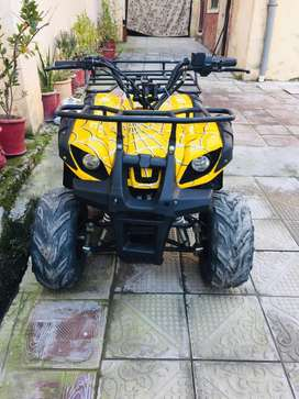 Quad atv bike