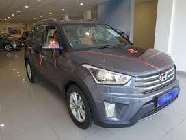 Hyundai Creta 1.6 S Automatic, 2016, Diesel