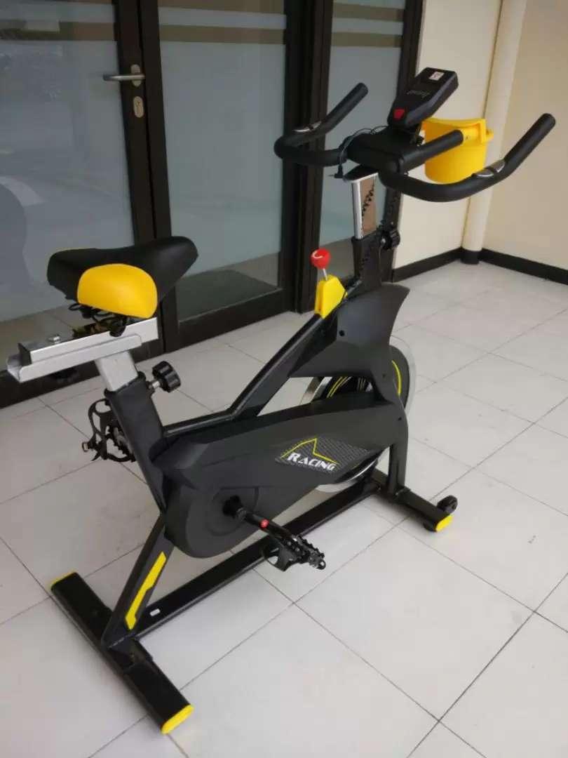 Spinning bike pedro 0