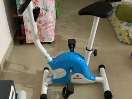 Endless Imported Exercise Bike for Fitness - Almost New