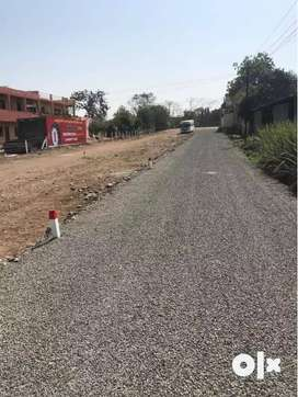 Nagar road touch plots for sale at sanaswadi midc.