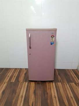Lg 215 ltrs flower model single door refrigerator