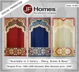 Imported Janamaz Carpets Wooden Flooring by JF HOMES