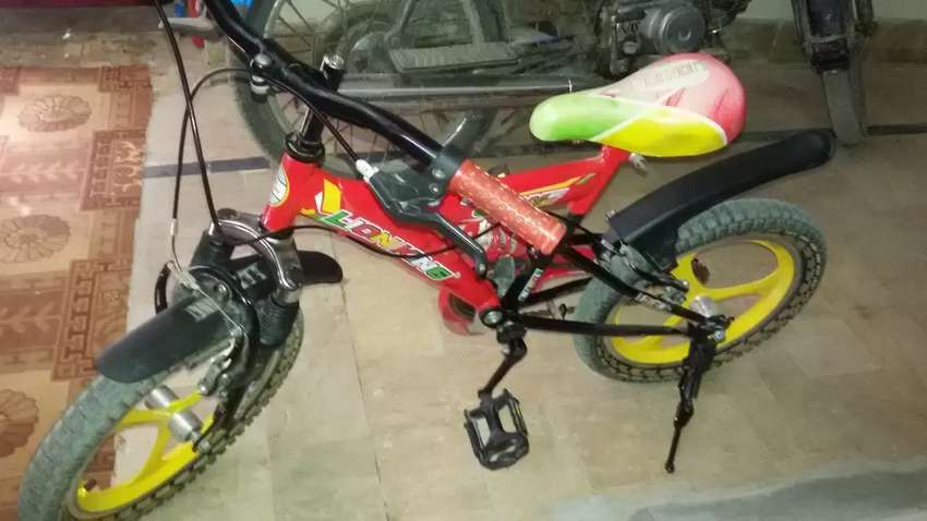 Cycle new one condition