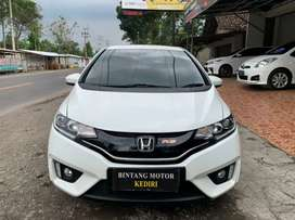 Honda Jazz 1.5 RS Matic 2014 TT Yaris CRV Civic di Bintang Motor