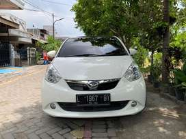 Daihatsu Sirion Matic 1,3cc Putih Pajak 04.2021 Krdt TDP 25jt Kilat
