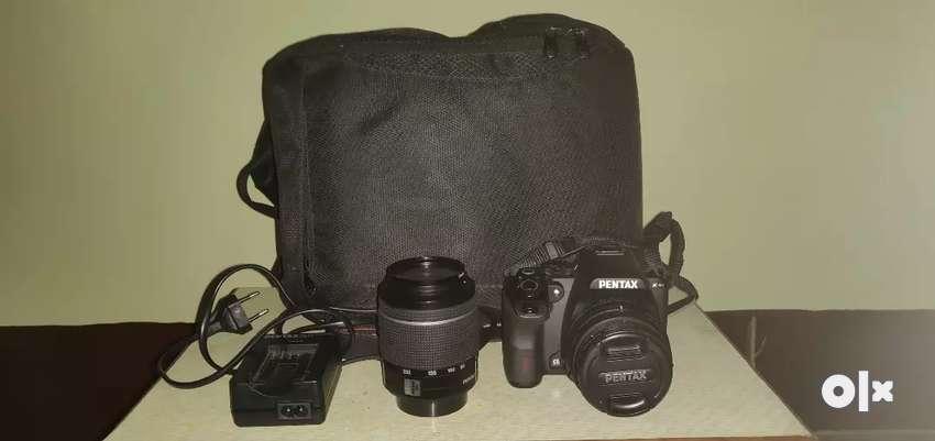 Pentax K-S2 weather sealed dslr camera. 0