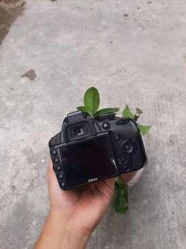Nikon d3200 mulus murah