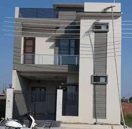 125 Sq Yd New Built House at Basant city Pakhowal Road
