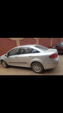 Fiat Linea 2010 Diesel Well Maintained