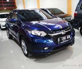 Honda HR-V E CVT AT 2016 Navy Blue