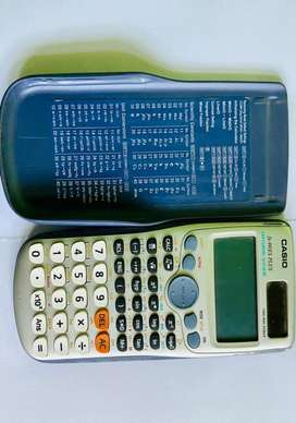 Scientific calculator Fx991es plus