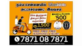 uber moto bike taxi free,, attachment