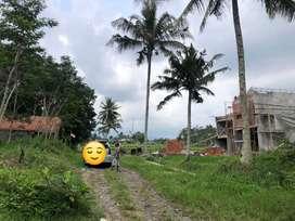 Kode : TP 2817 #Tanah Pekarangan Bagus Murah di Dekat Kopi Klothok Yog