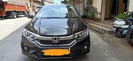 Honda City 1.5 V AT, 2018, Petrol