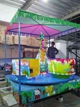 Fn pabrik mainan odong odong terlengkap komedi putar cangkir