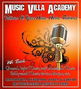 music villa acedemy ludhiana