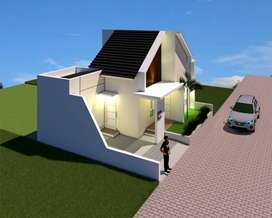 Rumah minimalis Islami Klaten