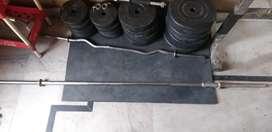 Gym weight 80kg
