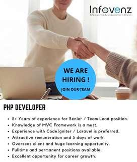 PHP Developer Jobs