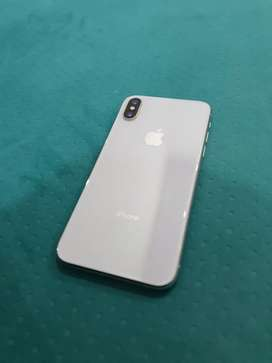 iPhone X - 256gb - White - Pta Approved - 110000