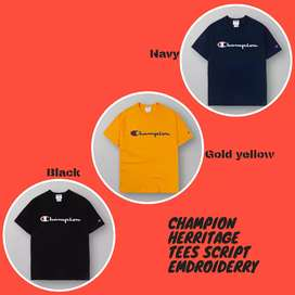 T-shirt Champion ORI