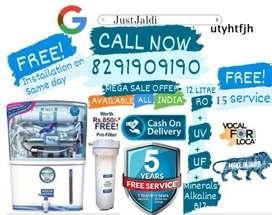 utyhtfjh RO Water Filter Water Tank Water Purifier DTH TV.   αqυα ɢrαɴ