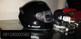 Helm LS2 Fluo ff323 Pinlock Original Spain Eropa