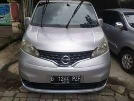 TDP 10 Juta Nissan Evalia XV MT 2013 Silver