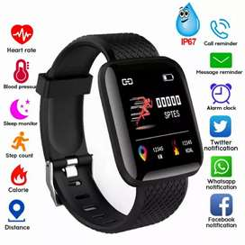 Smartwatch Smartband A59 Black Series