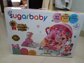Sugar Baby Premium Rocker 10in1 Pink