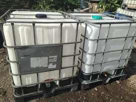 Tangki Kempu Air 1000 Liter KW1