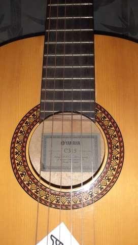 Second gitar akustik Yamaha C315