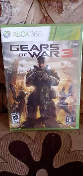 """EBOX 360 """" GEAR OF WAR 3"""""""