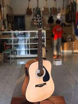 Gitar Orlin Elektrik Preamp 7545R Bonus Case