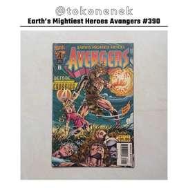 Komik Earth's Mightiest Heroes Avengers #390