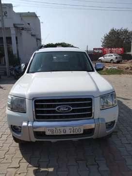 Ford Endeavour 2008 Diesel 97000 Km Driven all documents complete