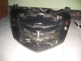 Lampu belakang nmax