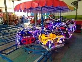 kereta mini panggung odong pasar malam bebas request SW2 komplit